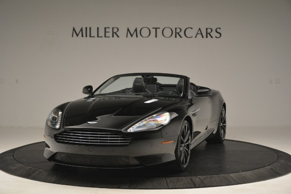 Used 2016 Aston Martin DB9 Convertible for sale Sold at Pagani of Greenwich in Greenwich CT 06830 2