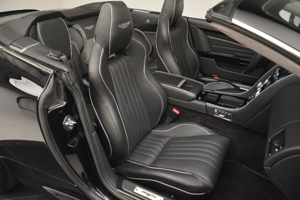 Used 2016 Aston Martin DB9 Convertible for sale Sold at Pagani of Greenwich in Greenwich CT 06830 22