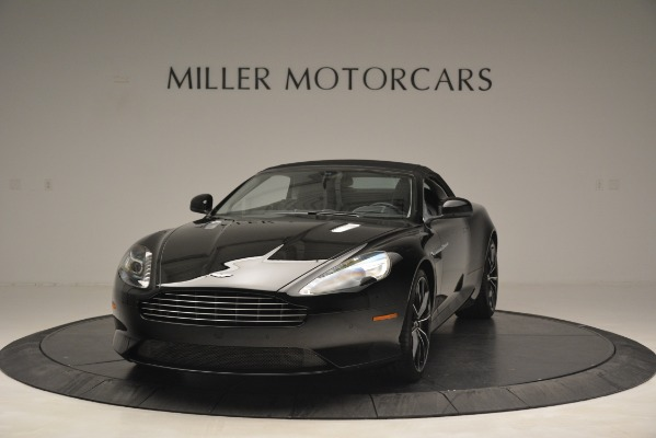 Used 2016 Aston Martin DB9 Convertible for sale Sold at Pagani of Greenwich in Greenwich CT 06830 23
