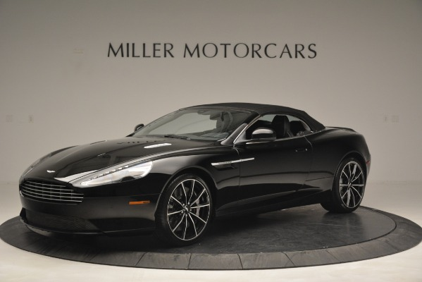 Used 2016 Aston Martin DB9 Convertible for sale Sold at Pagani of Greenwich in Greenwich CT 06830 24