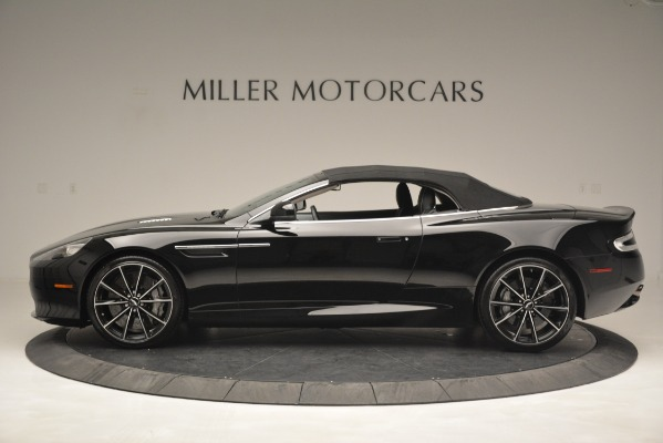 Used 2016 Aston Martin DB9 Convertible for sale Sold at Pagani of Greenwich in Greenwich CT 06830 25