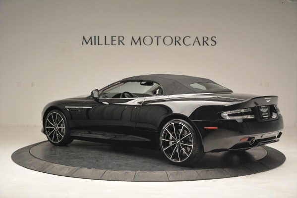 Used 2016 Aston Martin DB9 Convertible for sale Sold at Pagani of Greenwich in Greenwich CT 06830 26