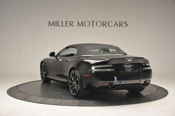 Used 2016 Aston Martin DB9 Convertible for sale Sold at Pagani of Greenwich in Greenwich CT 06830 27