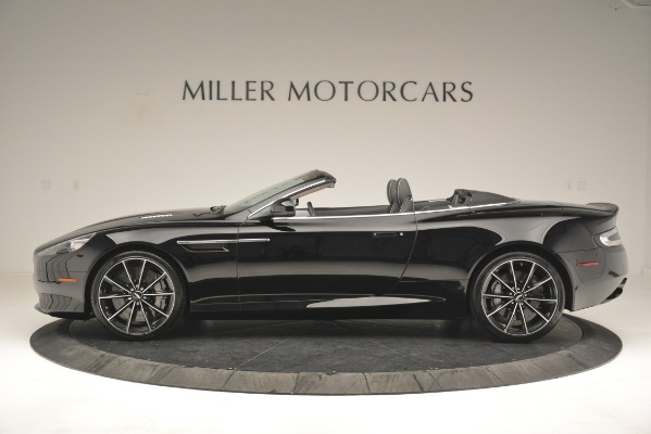 Used 2016 Aston Martin DB9 Convertible for sale Sold at Pagani of Greenwich in Greenwich CT 06830 3