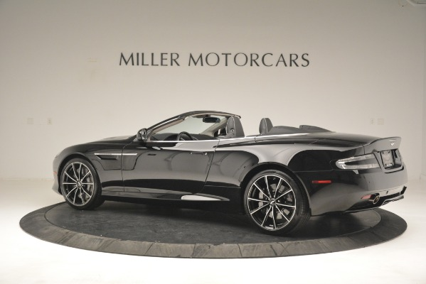 Used 2016 Aston Martin DB9 Convertible for sale Sold at Pagani of Greenwich in Greenwich CT 06830 4