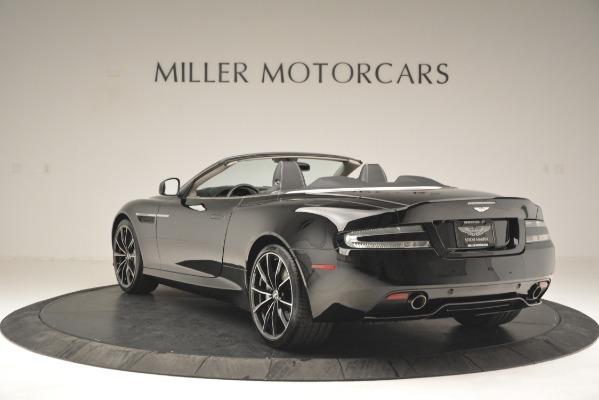 Used 2016 Aston Martin DB9 Convertible for sale Sold at Pagani of Greenwich in Greenwich CT 06830 5
