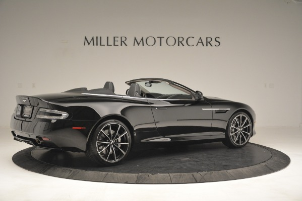 Used 2016 Aston Martin DB9 Convertible for sale Sold at Pagani of Greenwich in Greenwich CT 06830 8