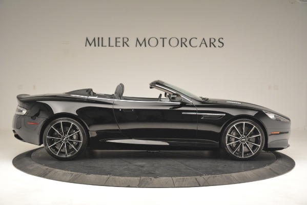 Used 2016 Aston Martin DB9 Convertible for sale Sold at Pagani of Greenwich in Greenwich CT 06830 9