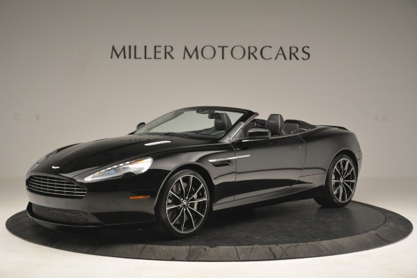 Used 2016 Aston Martin DB9 Convertible for sale Sold at Pagani of Greenwich in Greenwich CT 06830 1
