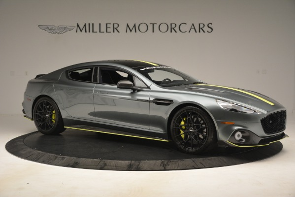 New 2019 Aston Martin Rapide AMR Sedan for sale Sold at Pagani of Greenwich in Greenwich CT 06830 10