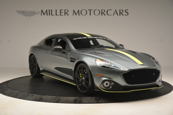 New 2019 Aston Martin Rapide AMR Sedan for sale Sold at Pagani of Greenwich in Greenwich CT 06830 11