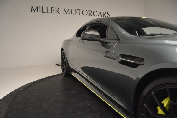 New 2019 Aston Martin Rapide AMR Sedan for sale Sold at Pagani of Greenwich in Greenwich CT 06830 14