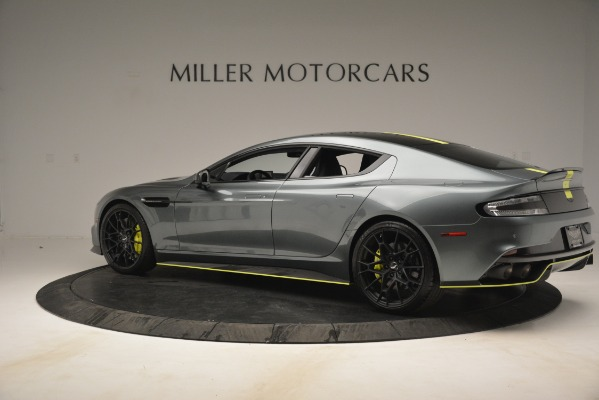 New 2019 Aston Martin Rapide AMR Sedan for sale Sold at Pagani of Greenwich in Greenwich CT 06830 4