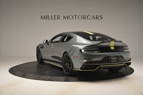 New 2019 Aston Martin Rapide AMR Sedan for sale Sold at Pagani of Greenwich in Greenwich CT 06830 5