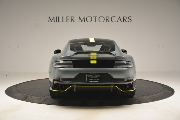 New 2019 Aston Martin Rapide AMR Sedan for sale Sold at Pagani of Greenwich in Greenwich CT 06830 6