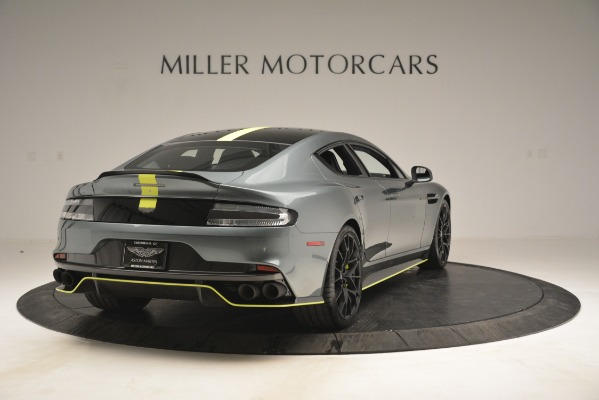 New 2019 Aston Martin Rapide AMR Sedan for sale Sold at Pagani of Greenwich in Greenwich CT 06830 7