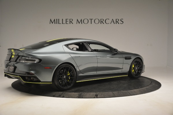 New 2019 Aston Martin Rapide AMR Sedan for sale Sold at Pagani of Greenwich in Greenwich CT 06830 8