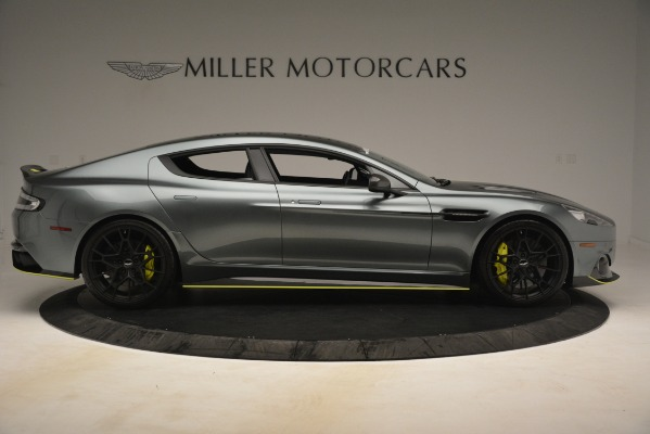 New 2019 Aston Martin Rapide AMR Sedan for sale Sold at Pagani of Greenwich in Greenwich CT 06830 9