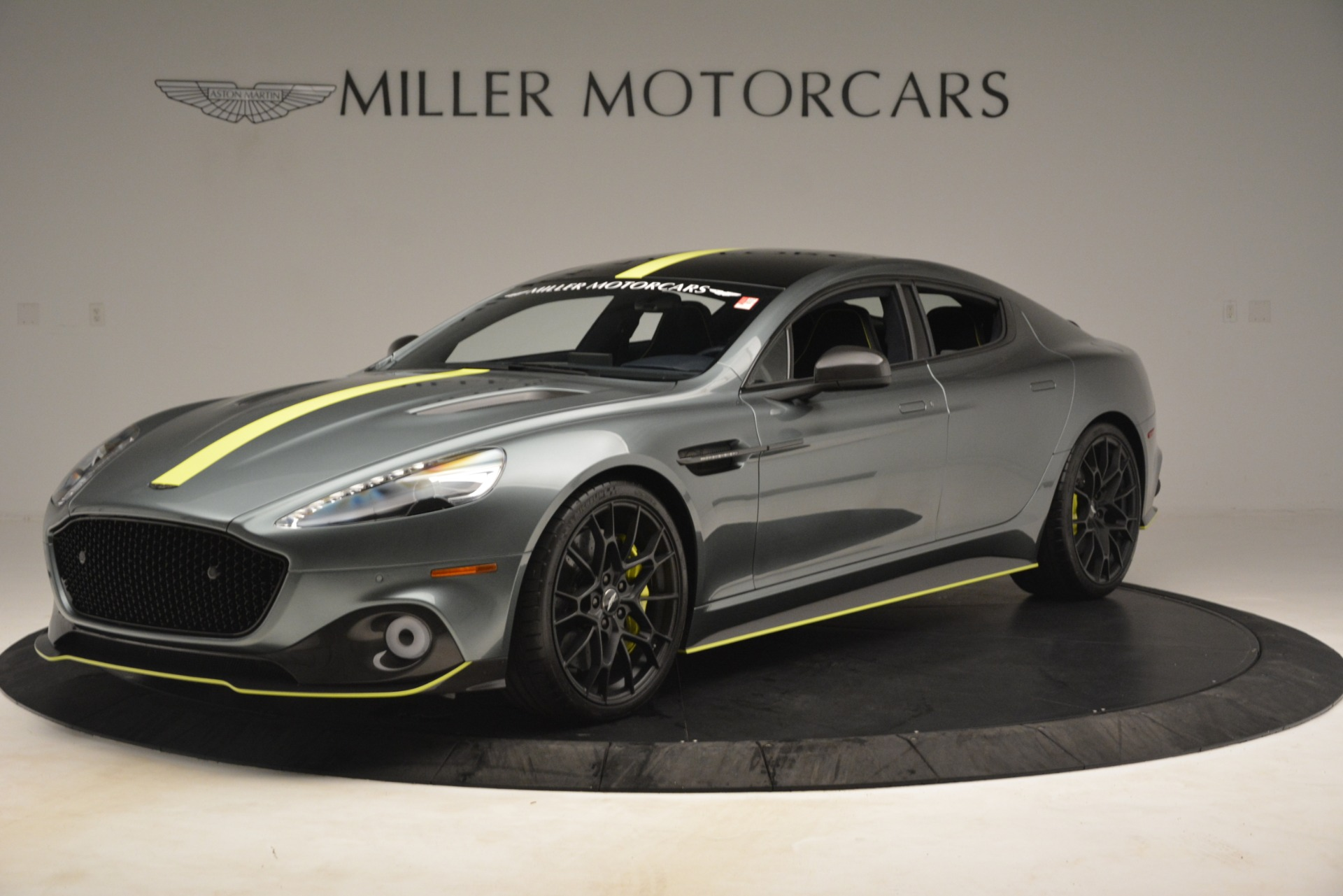 New 2019 Aston Martin Rapide AMR Sedan for sale Sold at Pagani of Greenwich in Greenwich CT 06830 1