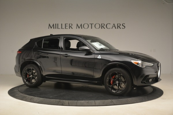 New 2019 Alfa Romeo Stelvio Quadrifoglio for sale Sold at Pagani of Greenwich in Greenwich CT 06830 10
