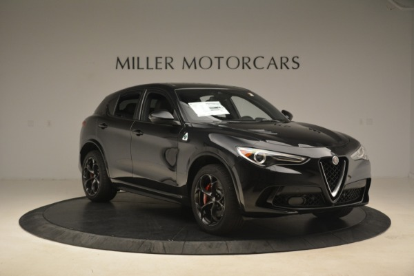 New 2019 Alfa Romeo Stelvio Quadrifoglio for sale Sold at Pagani of Greenwich in Greenwich CT 06830 11