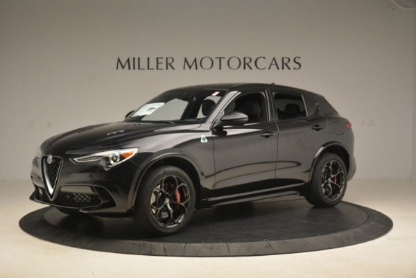 New 2019 Alfa Romeo Stelvio Quadrifoglio for sale Sold at Pagani of Greenwich in Greenwich CT 06830 2