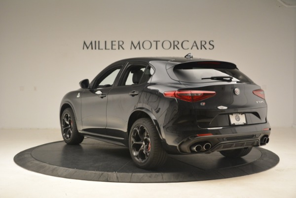 New 2019 Alfa Romeo Stelvio Quadrifoglio for sale Sold at Pagani of Greenwich in Greenwich CT 06830 5