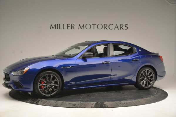 New 2019 Maserati Ghibli S Q4 GranSport for sale Sold at Pagani of Greenwich in Greenwich CT 06830 2