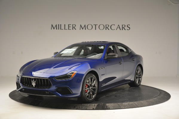 New 2019 Maserati Ghibli S Q4 GranSport for sale Sold at Pagani of Greenwich in Greenwich CT 06830 1