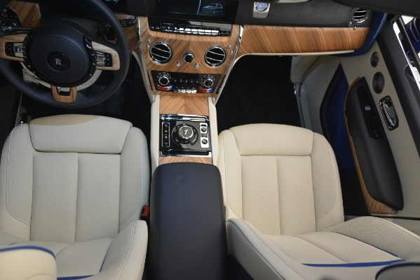 New 2019 Rolls-Royce Cullinan for sale Sold at Pagani of Greenwich in Greenwich CT 06830 22
