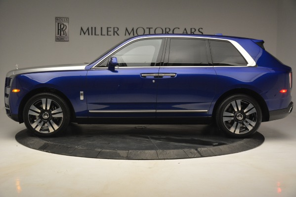 New 2019 Rolls-Royce Cullinan for sale Sold at Pagani of Greenwich in Greenwich CT 06830 3