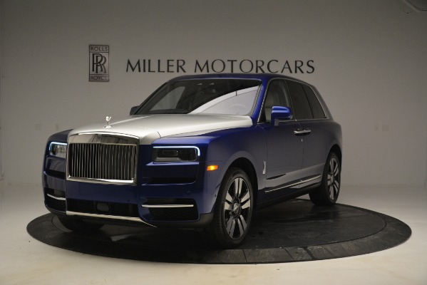 New 2019 Rolls-Royce Cullinan for sale Sold at Pagani of Greenwich in Greenwich CT 06830 1