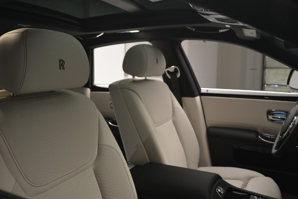 New 2019 Rolls-Royce Ghost for sale Sold at Pagani of Greenwich in Greenwich CT 06830 28
