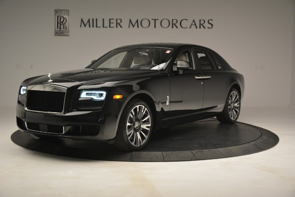 New 2019 Rolls-Royce Ghost for sale Sold at Pagani of Greenwich in Greenwich CT 06830 1