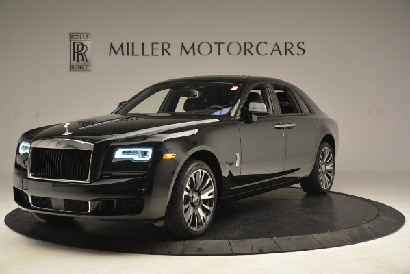 New 2019 Rolls-Royce Ghost for sale Sold at Pagani of Greenwich in Greenwich CT 06830 3