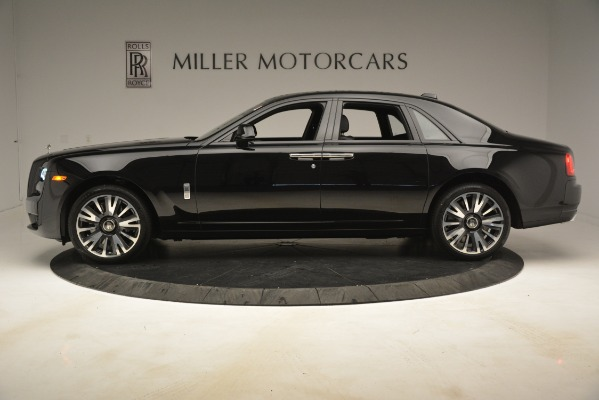 New 2019 Rolls-Royce Ghost for sale Sold at Pagani of Greenwich in Greenwich CT 06830 4