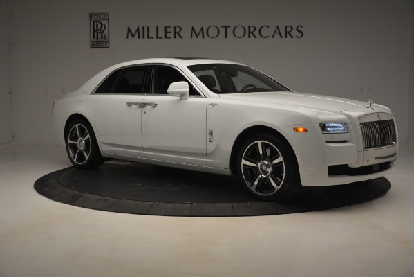 Used 2014 Rolls-Royce Ghost V-Spec for sale Sold at Pagani of Greenwich in Greenwich CT 06830 10