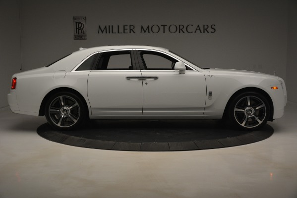 Used 2014 Rolls-Royce Ghost V-Spec for sale Sold at Pagani of Greenwich in Greenwich CT 06830 11