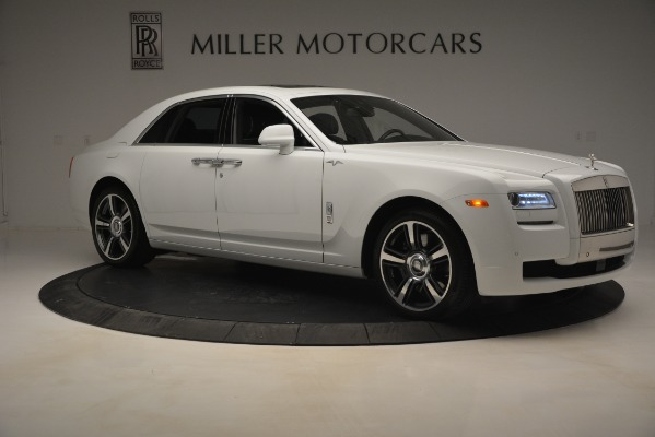 Used 2014 Rolls-Royce Ghost V-Spec for sale Sold at Pagani of Greenwich in Greenwich CT 06830 12