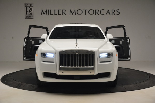 Used 2014 Rolls-Royce Ghost V-Spec for sale Sold at Pagani of Greenwich in Greenwich CT 06830 13