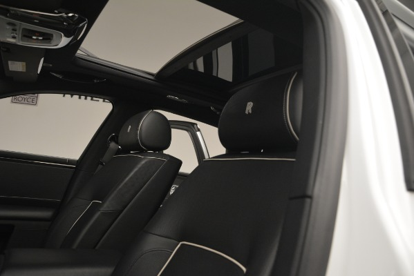 Used 2014 Rolls-Royce Ghost V-Spec for sale Sold at Pagani of Greenwich in Greenwich CT 06830 15
