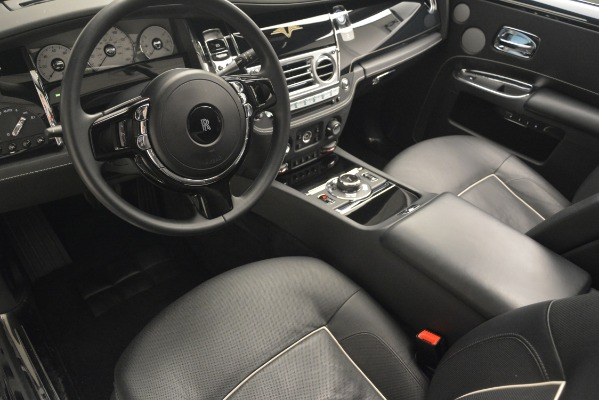 Used 2014 Rolls-Royce Ghost V-Spec for sale Sold at Pagani of Greenwich in Greenwich CT 06830 26