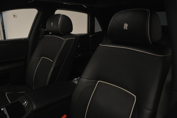Used 2014 Rolls-Royce Ghost V-Spec for sale Sold at Pagani of Greenwich in Greenwich CT 06830 27