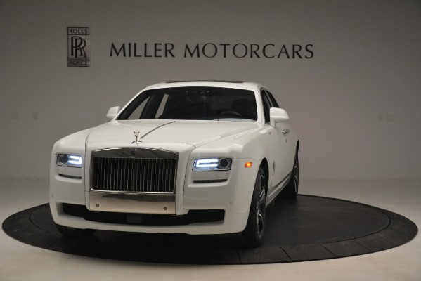 Used 2014 Rolls-Royce Ghost V-Spec for sale Sold at Pagani of Greenwich in Greenwich CT 06830 3