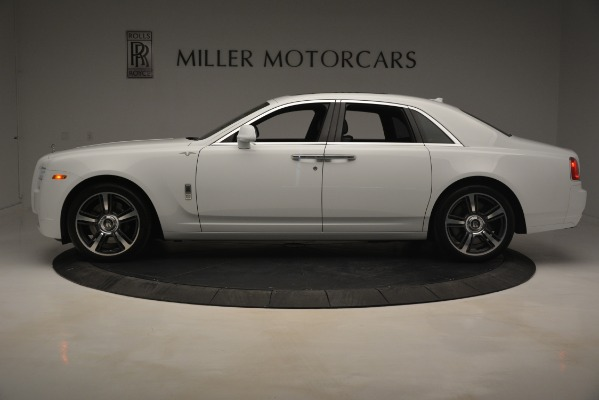 Used 2014 Rolls-Royce Ghost V-Spec for sale Sold at Pagani of Greenwich in Greenwich CT 06830 4