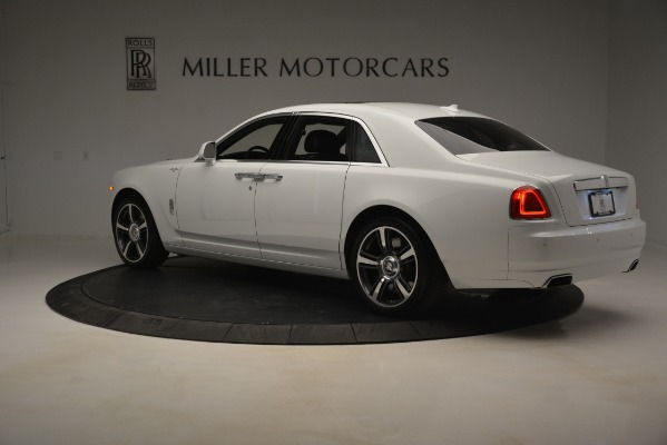 Used 2014 Rolls-Royce Ghost V-Spec for sale Sold at Pagani of Greenwich in Greenwich CT 06830 5