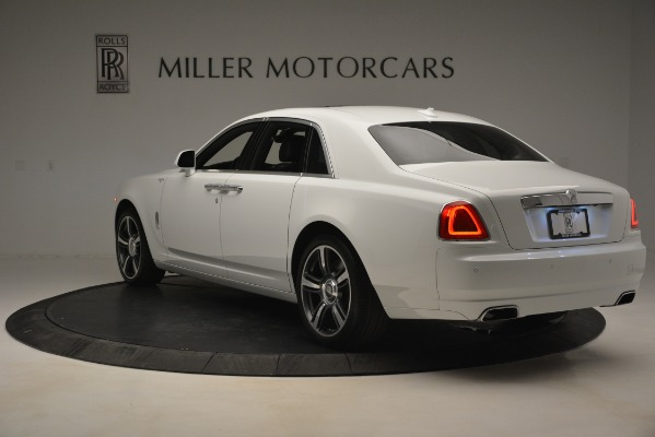 Used 2014 Rolls-Royce Ghost V-Spec for sale Sold at Pagani of Greenwich in Greenwich CT 06830 6