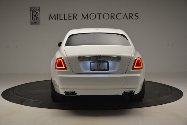 Used 2014 Rolls-Royce Ghost V-Spec for sale Sold at Pagani of Greenwich in Greenwich CT 06830 7