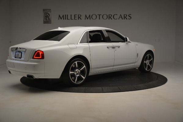 Used 2014 Rolls-Royce Ghost V-Spec for sale Sold at Pagani of Greenwich in Greenwich CT 06830 9