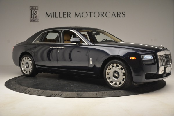 Used 2014 Rolls-Royce Ghost for sale Sold at Pagani of Greenwich in Greenwich CT 06830 10